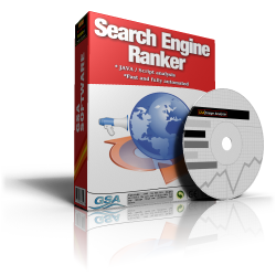 Search Engine Ranker Web Promotion Software